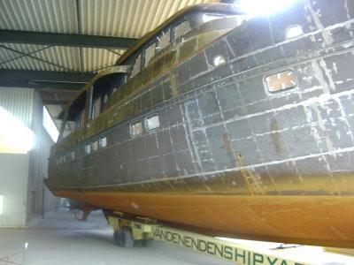 Casco Alm Trawler